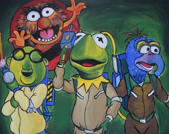 Muppet Ghostbusters