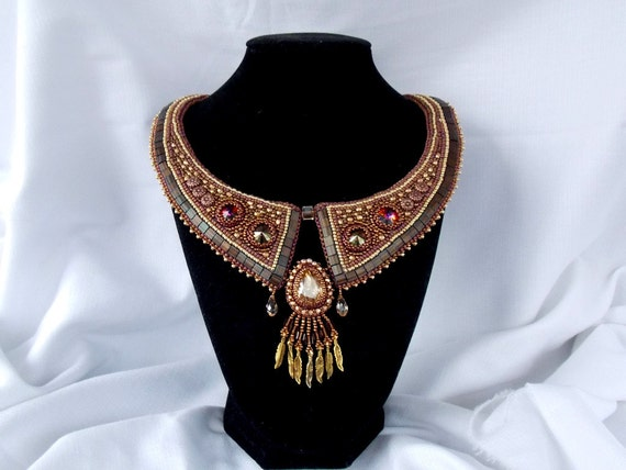 https://www.etsy.com/listing/177647131/bead-embroidery-collar-necklace-hestia