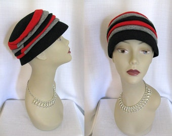 Vintage 1940s 50s Betmar Cloche Hat