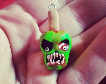 Candy Shop of Horrors Evil Candied Apple