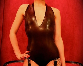 Latex body or bodysuit