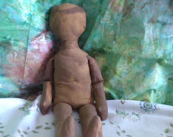 "18"" Cloth Handmade Doll Form"
