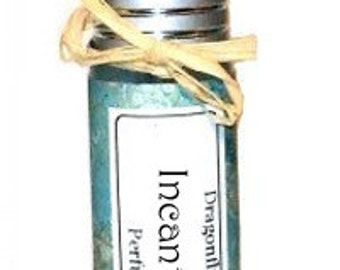 INCANTATION - Roll on Premium Perfume Oil - 2 sizes to choose from - 1/3 oz or 1/6 oz - kiwi/Lilac/ Tiger Lily/ Pineapple/ Pears