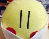 Hand-made: 1 medium (8 in) BABY Dango plush