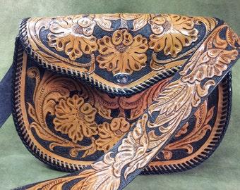 Custom Leather Purses