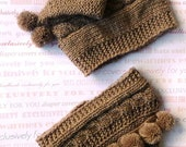 Newborn Diaper Cover and Hat Photo Props,Crochet Diaper Cover and Hat Set, Baby Hat and Diaper Cover Set, Newborn Hats Diaper Covers Set,