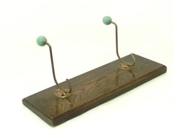 Mid century Wooden Coat Rack - Germany 50s