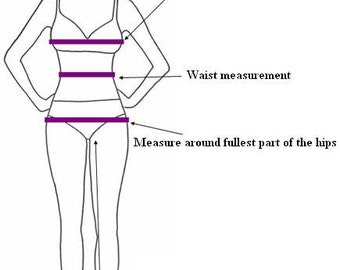 Sizing and Important Information for Convertible Dresses