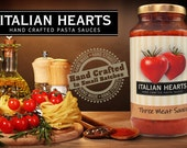 Papa Sal's 3 Meat  Pasta Sauce