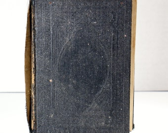 Antique 1925 Danish Psalm Book