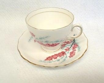 Vintage Colclough English Fine Bone China, Pattern 5365