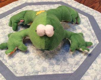 Green Froggy