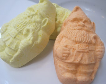 2 Gnome Mom Bombs with Handmade Soap Inside