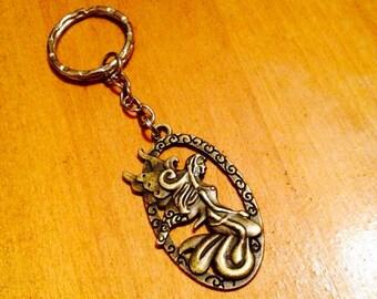 Fairy Mermaid Fantasy keychain