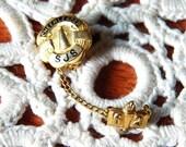 Sweet 60s Cheerleading Pin