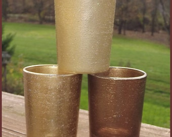 30 per Glitter Votive Glass Candle Holders for Weddings and Parties, Glitter, Bulk Custom Votives, Wedding Centerpiece, Wedding gift