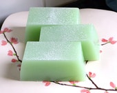 Peppermint Soap, Green Mint Soap, Unisex Soap, Vegan Soap