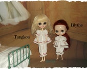 Chemise and Bloomers for Tangkou ~ Vintage Inspired by KarynRuby