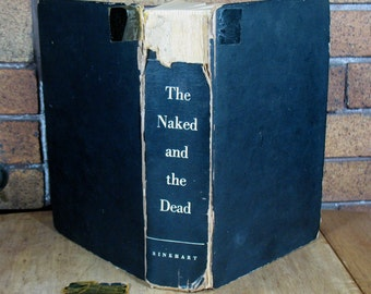 The Naked and the Dead - Norman Mailer - First Edition HC 1948