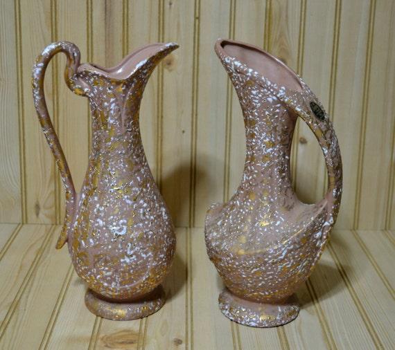 vintage savoy china hand decorated 24 karat gold splatter vase. Black Bedroom Furniture Sets. Home Design Ideas