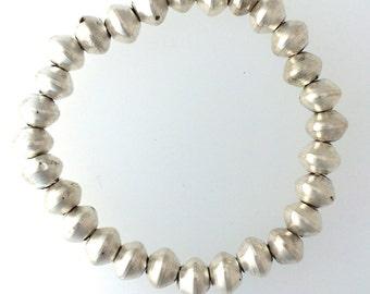 Silver Stacking Bracelet