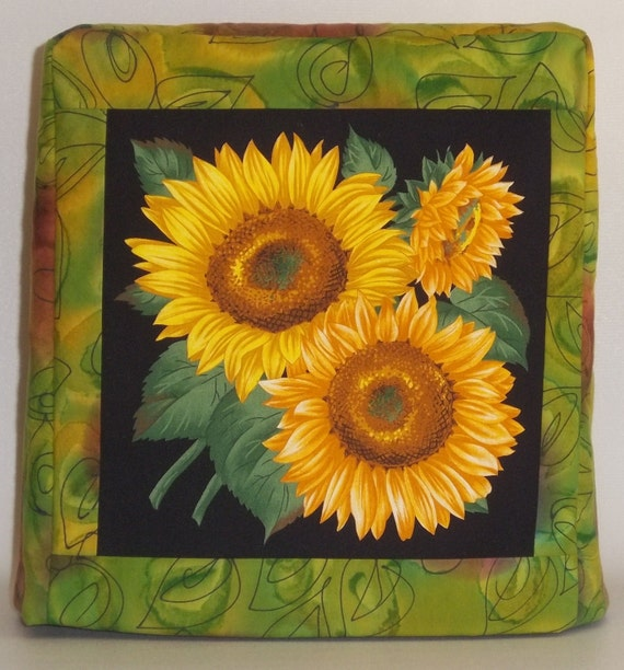 Kitchenaid Mixer Cover Sunflower Mixer Cover