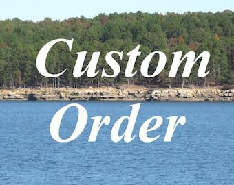 Custom Order for Jocelyn