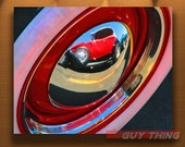 Hot Rod Car Picture, Car Wall Print, Boyfriend Gift, Show Car Photography, Automobile Art, Car Wall Art, Wheel Picture, 8x10, 11x14, 16x20