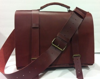 Professional Handmade Satchel Bag , Handcrafted Messenger Bag,Leather Bag For Men,Great Gift Him