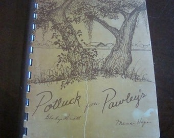 Potluck from Pawley's cookbook