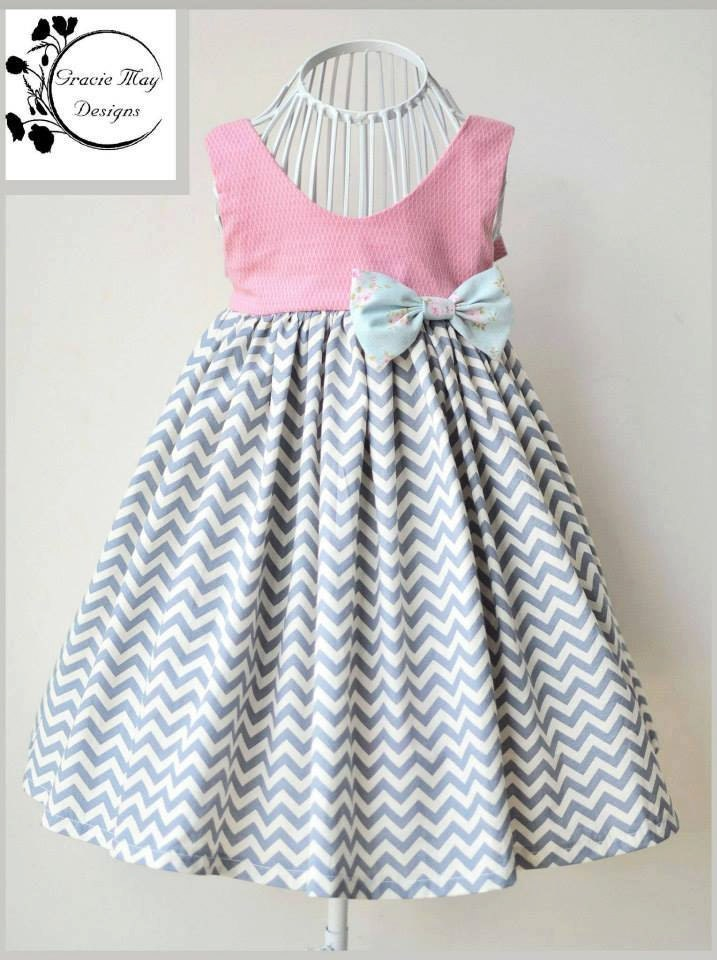 Easy sew dress patterns for toddlers