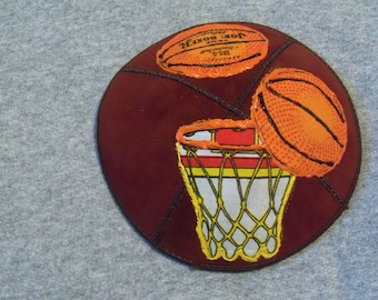 Basketball Kippah
