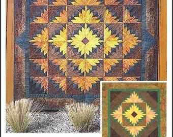 Sunflower Power PDF Quilt Pattern