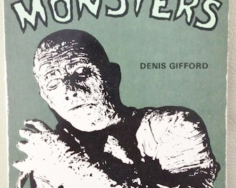 Movie Monsters, a book by Denis Gifford about horror films.