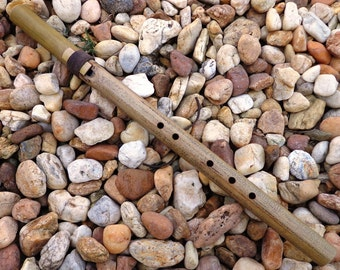 Traditional Native American River Cane Flute
