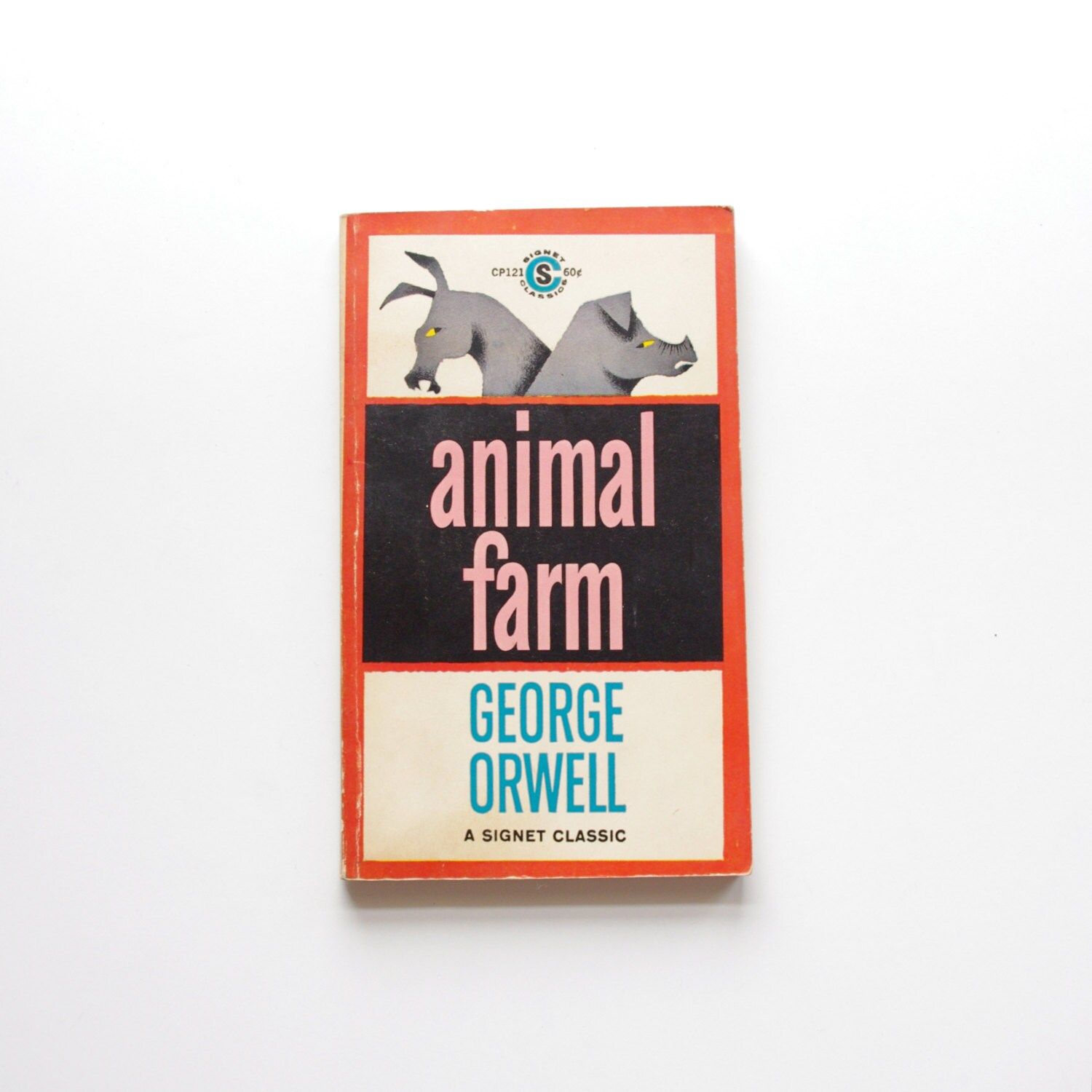 a review of george orwells satire animal farm Here's a description of animal farm from amazon: george orwell's timeless and timely allegorical novel—a scathing satire on a downtrodden society's blind march towards totalitarianism.