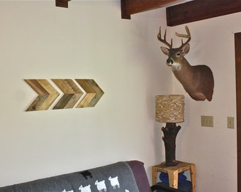 Wall Decal Chevron Arrow Geometric Pattern Shape Contemporary Modern