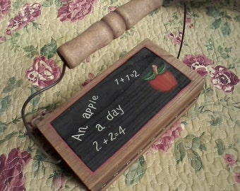 Wooden Country Lunch Box