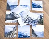 Mountain Prints - set of 3