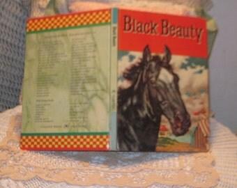 Black Beauty By Barbara Nolen Golden Press Book, 1956,Black Beauty, Vintage Book, Old Book, Children's Book, Vintage Children's book  **  :)