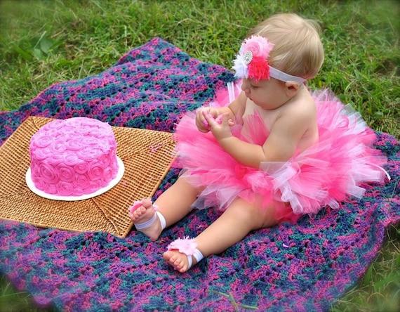 Pink tutu, Birthday tutu,baby girl tutu outfit