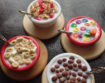 miniature cereal bowls