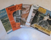 Vintage Magazines - Vintage Farm and Poultry 1923 - 1954 - Farming - Dairy - Poultry - Early Farm Life