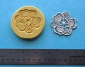 Lace Flower Mold  01