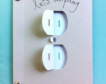 Let's Unplug Card