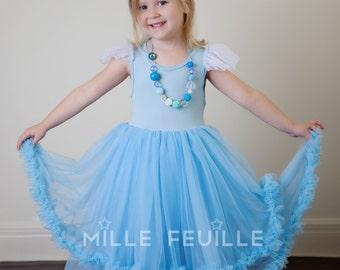 Cinderella Dress - pettiskirt dress couture cinderella costume princess dress