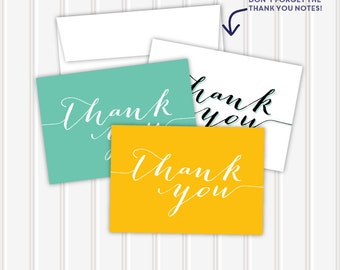 The Mindy - Thank You Notes | 3.5x5 | folded