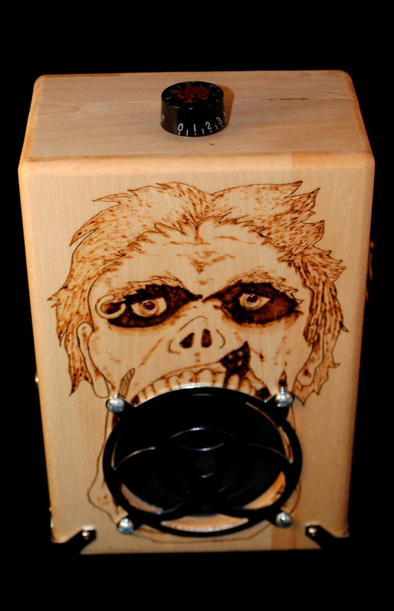 Jester Guitars - The Zombie Amplifier