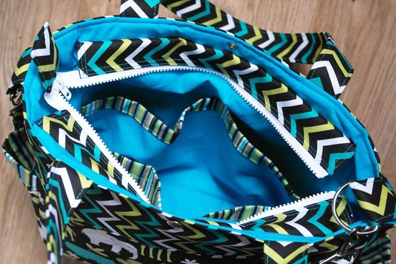 sewing pattern sophie diaper bag with zipper and lots of pockets pdf download pn808 from. Black Bedroom Furniture Sets. Home Design Ideas