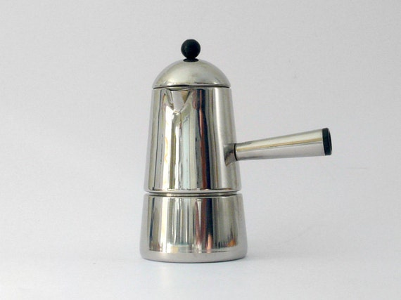 Lavazza Stovetop Coffee Maker : Fantastic Italian vintage coffee maker stove top Carmencita